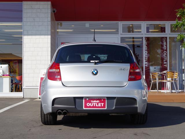 BMW BMW 130i Mスポーツ 1オナ本革パワーS純HDDナビ