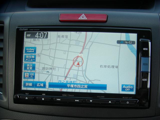 ホンダ CR-V 20G ボディ同色仕様 純正メモリーナビTV Bモニ