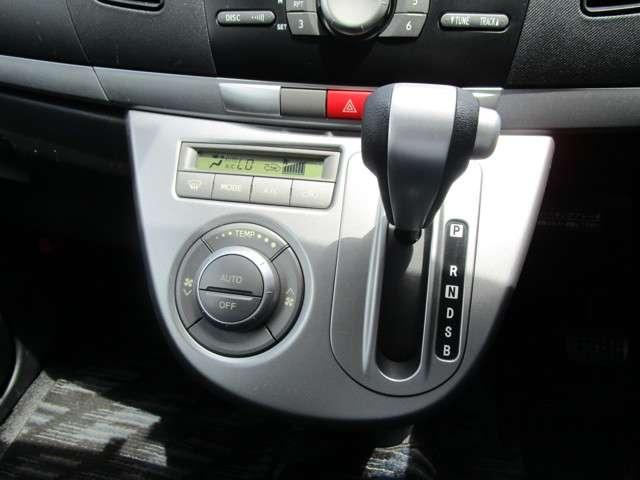 オートエアコンで車内は1年中快適に過ごせます!