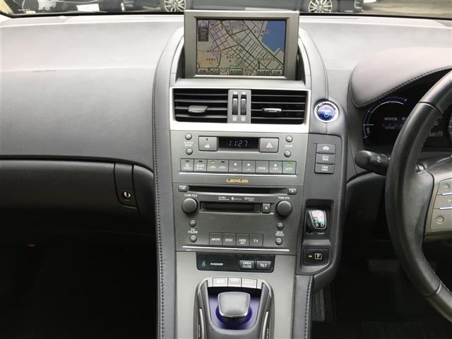 レクサス HS 250h バージョンS ワンオーナー HDDナビ フルセグ