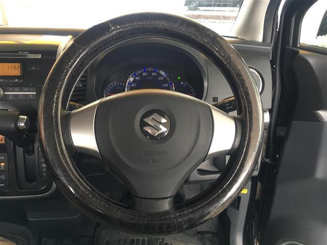 スズキ ワゴンRスティングレー X 4WD CD スマートキー HID ABS