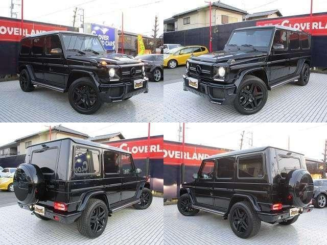 同色の黒とマッドブラックで統一されたカッコ良い一台です!