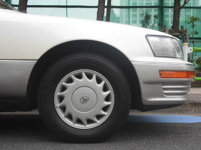 トヨタ セルシオ C仕様 本革 サンルーフ アルミ 記録簿