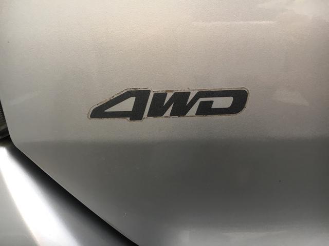 希少4WD!