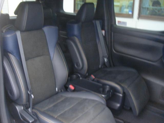 トヨタ ヴェルファイア 2.5Z Aedゴールデンアイズ ビッグXナビ コーティング