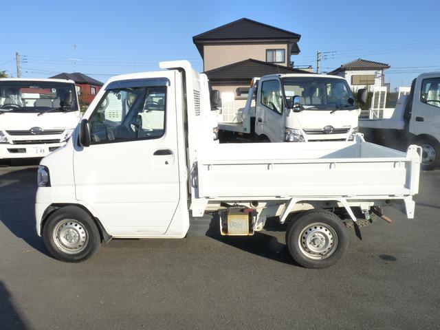 三菱 ミニキャブトラック ダンプ 4WD MT ETC