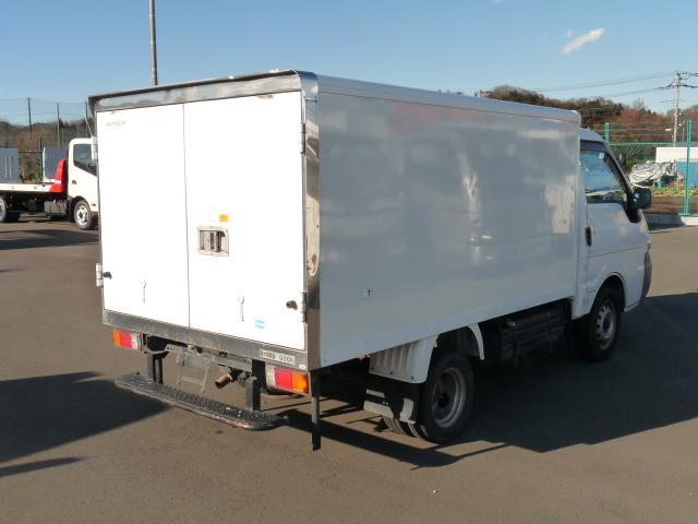 日産 バネットトラック 冷蔵冷凍車 2WD MT サーモキング