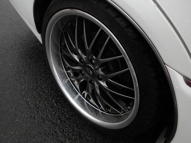 トヨタ クラウンマジェスタ 3.0Cタイプ 社外19AW 車高調サス