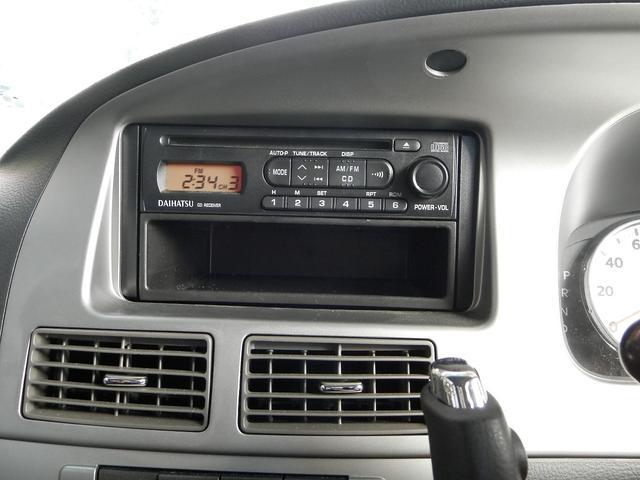 良音純正CDデッキ付き!各種社外オーディオやナビゲーション等も格安にてお取付致します!