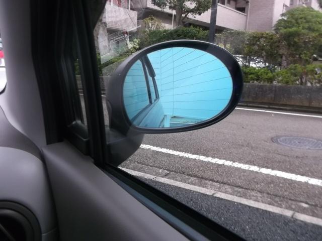 ハイドロフィックドアミラー!雨天時も見やすい★