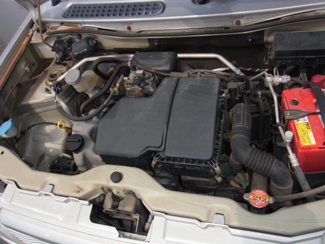 K6Aエンジンでタイミングチェーン切れることありません!