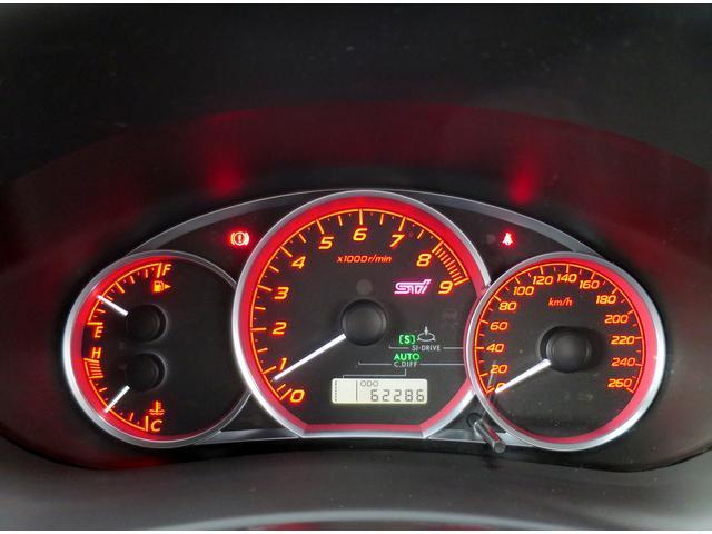 スバル インプレッサ WRX STi 禁煙車 メモリーナビ フルセグ バックカメラ