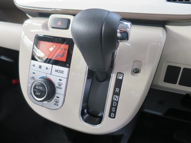 ダイハツ ムーヴキャンバス Gメイクアップ SAII 届出済未使用車 新品SDナビ