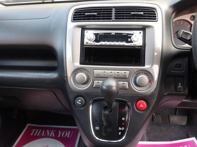 オートで空調管理を行ってくれますので、車内はとっても快適!だからドライブも更に楽しい!