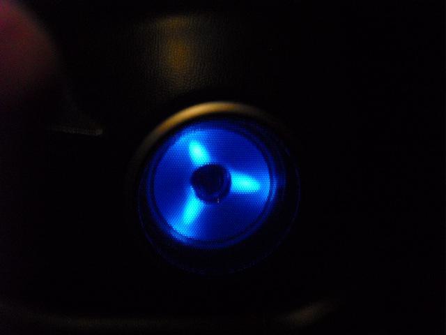イルミネーション点灯時スピーカー