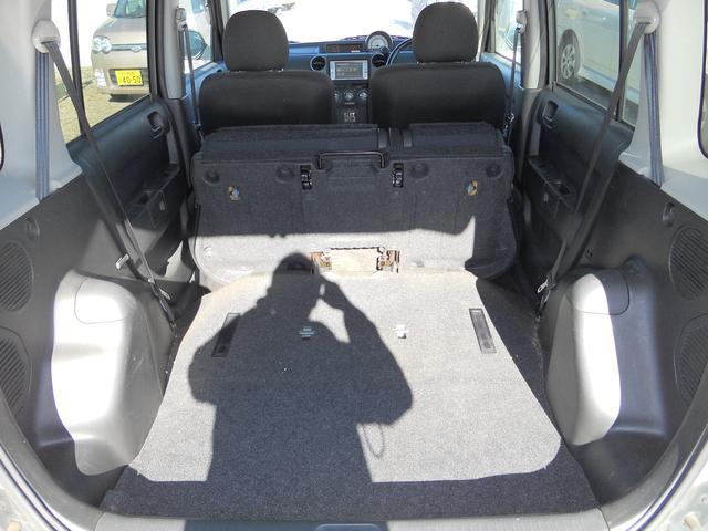 トヨタ bB Z Xバージョン 純正HDDナビ 社外マフラー エアロ