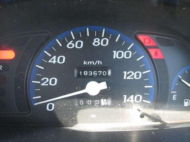 183,000kmです