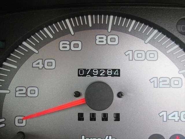 8万キロ以下です