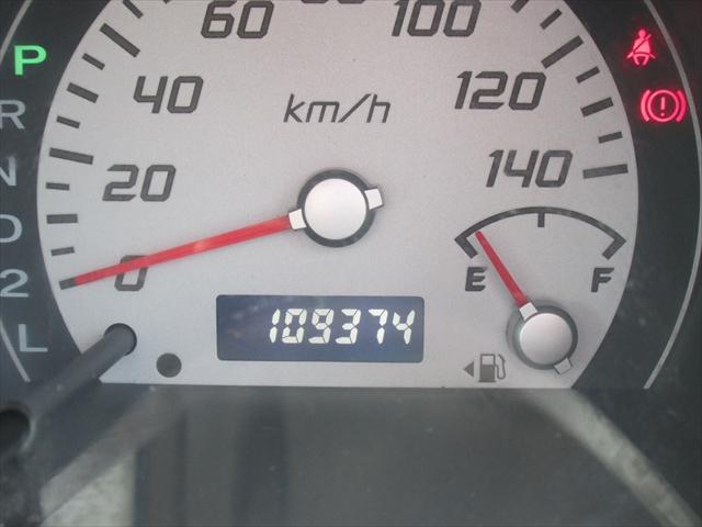 走行距離が10万キロ台ですので、まだまだお乗りいただけます。