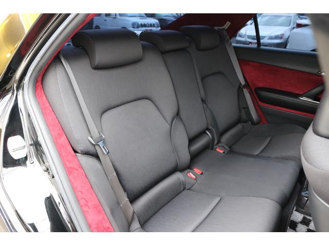 トヨタ マークX 250G Sパッケージ 2.5 TE37SL  19AW