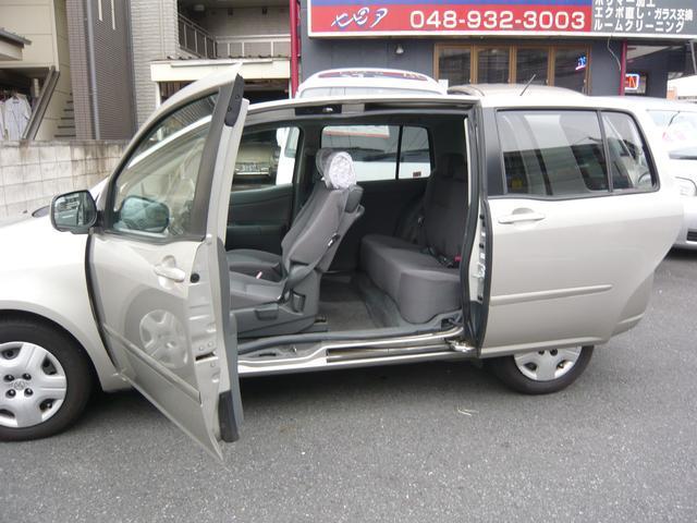 トヨタ ラウム CパッケージNEOエディション パワースライドドア
