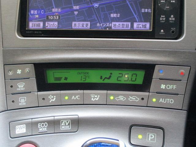 トヨタ プリウス SツーリングSLC 純正SD地デジBモニETC規格外17AW