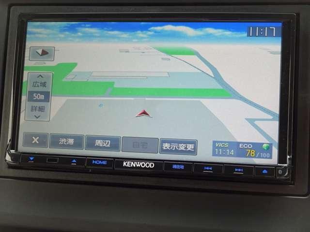ホンダ N-WGN G・Lパッケージ 新品ケンウッド製メモリーナビ