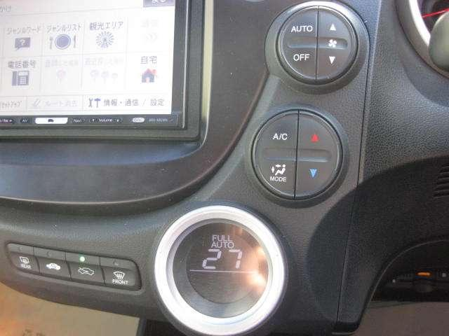 ホンダ フィット RS メモリーナビ ETC フルセグ HID