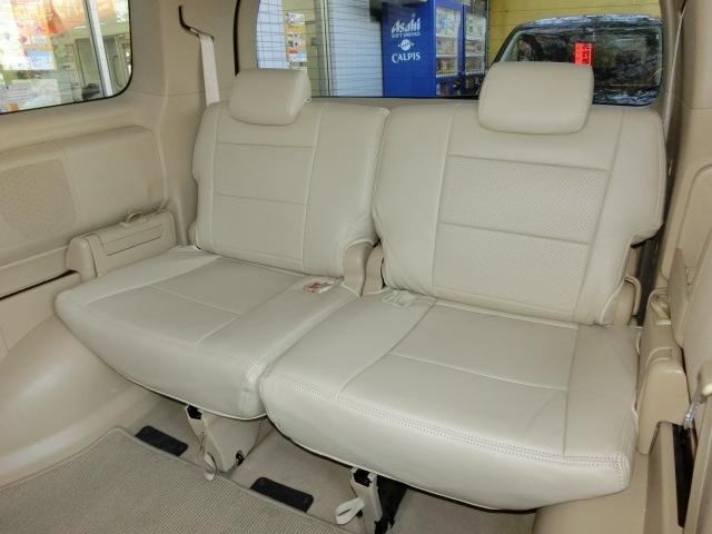 ホンダ ステップワゴン 24Z 本革調シート 両側電動ドア Bカメラ パドルシフト