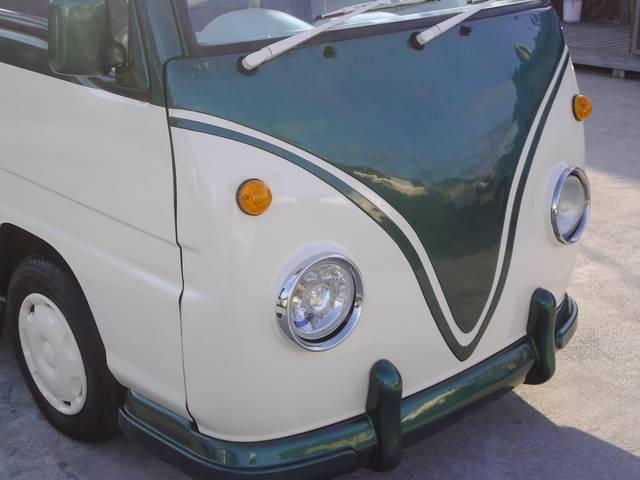 スバル サンバーディアス ディアス-Sバス仕様