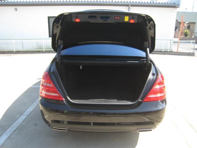 メルセデス・ベンツ M・ベンツ S550ロング