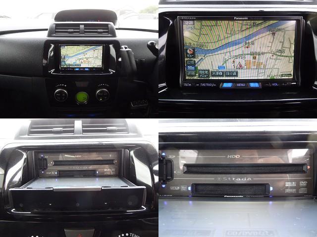 ダイハツ クー CX-リミテッド 1年保証付 HDDナビ ETC フルエアロ