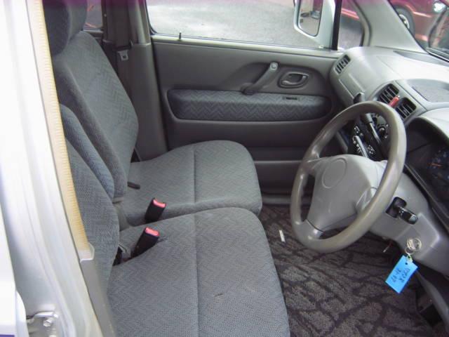 運転席広々空間♪♪
