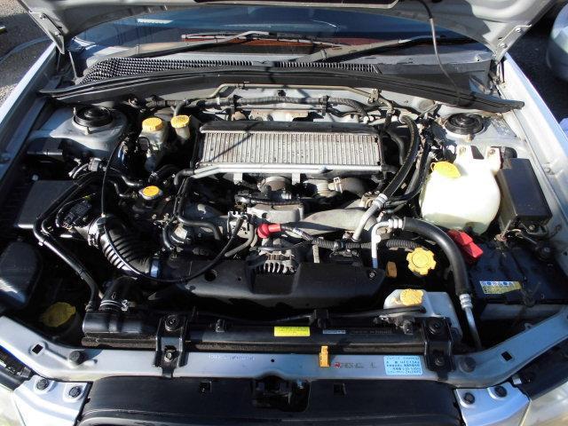 エンジンルームです。オイル漏れ、異音もなくエンジン好調です!!テスト走行済みです! 質問などございましたらお気軽に 048−999−5892 ガーデンオートまで