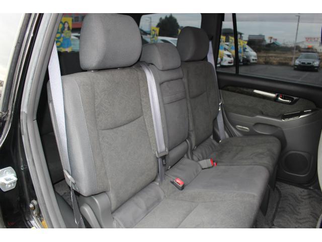 トヨタ ランドクルーザープラド TXリミテッド60thスペシャル 純正HDD 社外マフラー