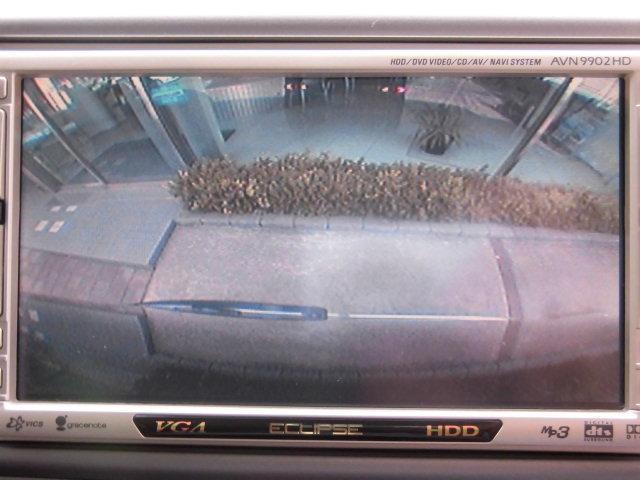 バックカメラも装着されており、駐車が苦手な方も安心です♪