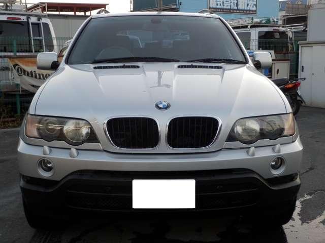 BMW BMW X5 4.4i 革シート 禁煙