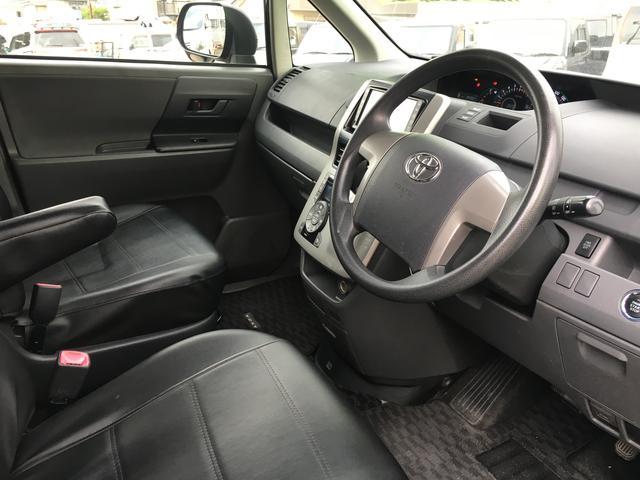 トヨタ ヴォクシー X Lエディション スマートキー フルセグ ETC