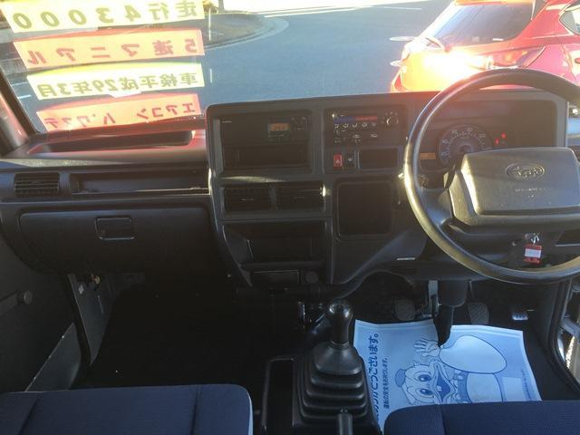 スバル サンバーバン トランスポーター エアコン パワステ