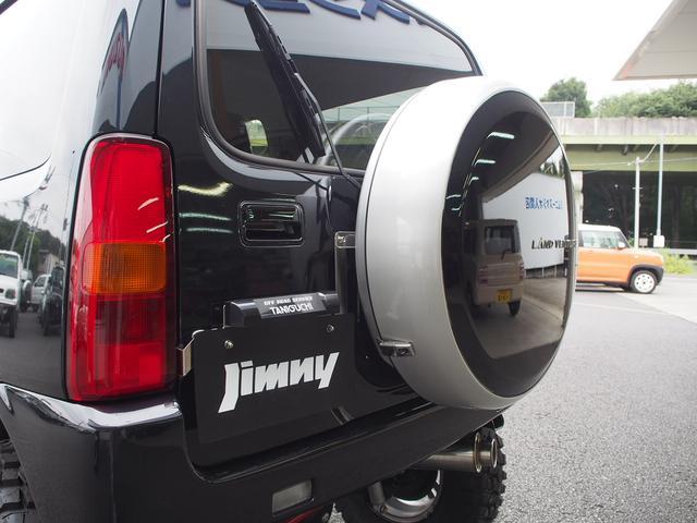 スズキ ジムニー ランドベンチャー 4WD 3インチUPコンプリート