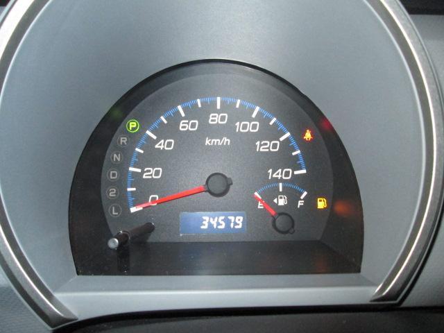 少走行34,579km!当店の車両は全て新車時保証書&整備記録簿付きですので安心してお求めください。