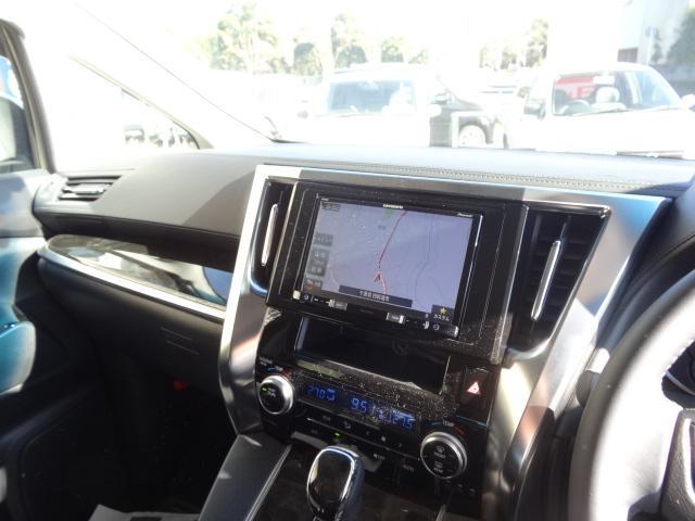 トヨタ ヴェルファイア 2.5V ナビ TV バックカメラ フリップダウンモニター
