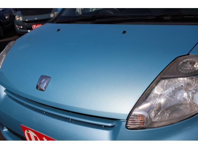 トヨタ パッソ X 禁煙車 ドアバイザー キーレス