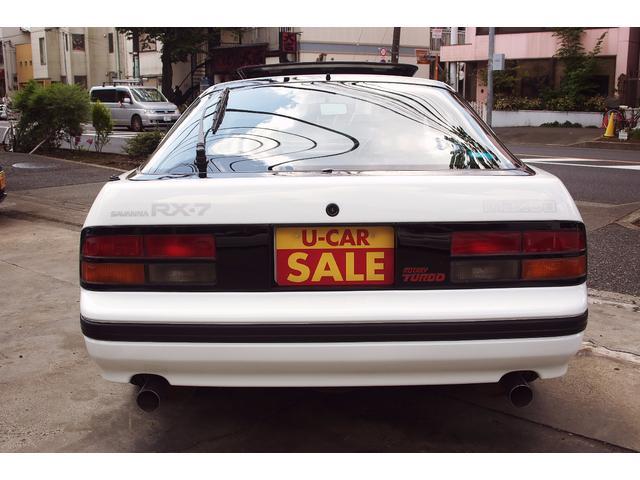 マツダ サバンナRX-7 GTリミテッド スペシャルエディション ワンオーナー 革席