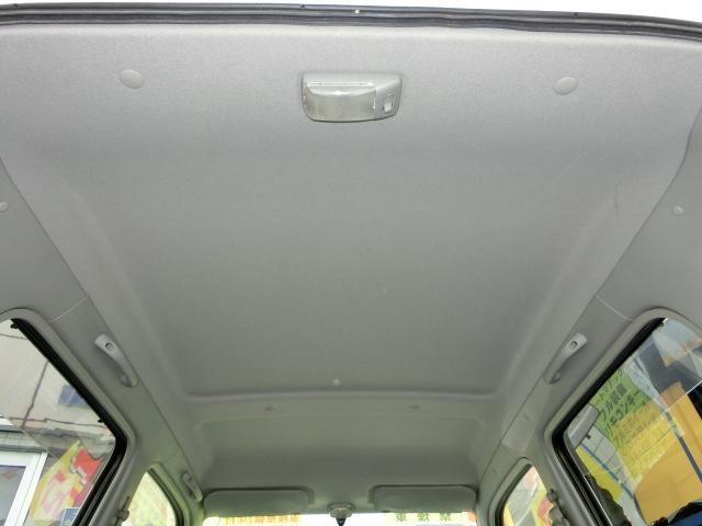 禁煙車なので、天井を含めた室内がとてもキレイな1台です!