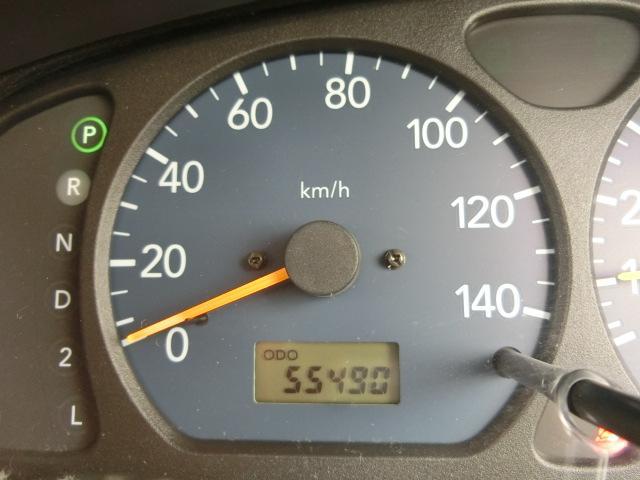 走行55490キロです
