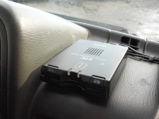 スバル サンバーバン VB 社外デッキ ETC 両側スライドドア オートマ車