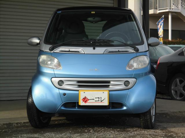 平成15年式  スマート クーペ リミテッド ガラスサンルーフ 左ハンドル 入庫しました。 http://www.carkore.jp/