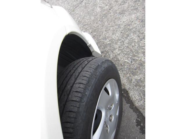 タイヤ交換して間もないです!