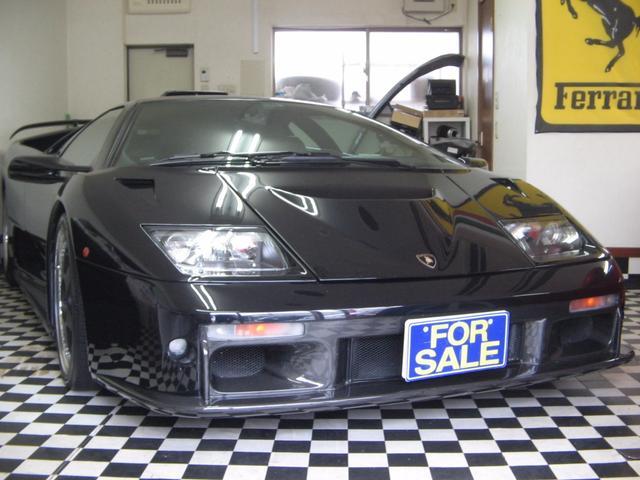 Lamborghini Diablo Gt 2000 Black M 33 900 Km Details